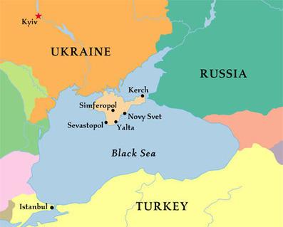 6 datos para entender Crimea, pieza clave del conflicto en Ucrania - Principia Marsupia | Capacidad de procesar datos en tiempo real | Scoop.it