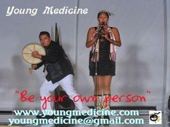 First Nations of America Interview-Music by Young Medicine | Need to Know | Scoop.it