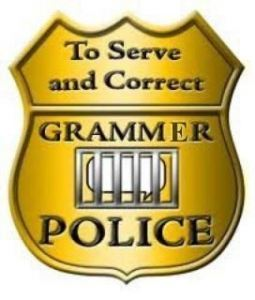 Grammar Pet Peeves | Center for Writing Excellence | Issues for the Writer | Scoop.it