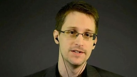 Edward Snowden promotes global treaty to curtail surveillance - Technology & Science - CBC News   Skip Tracing   Scoop.it