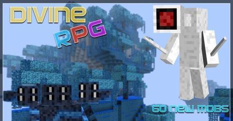Divine RPG 1.4.5 Mod Minecraft 1.4.5 | jeremy | Scoop.it