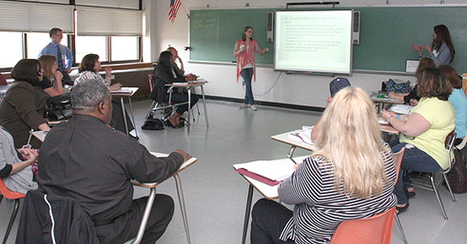 New York Puts Spotlight on Teachers Engaging Parents   Progress: Teachers, Leaders and Students Transforming Education   Learning and Teaching for the Gen Y   Scoop.it