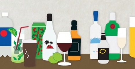 How to Choose the Healthiest Beer, Wine, and Cocktails [INFOGRAPHIC] | Wine General | Scoop.it