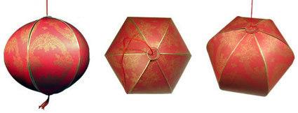 How to make paper lanterns cute round orienta for How to make paper lanterns easy