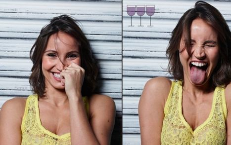 #Wine drinkers are the picture of happiness | Vitabella Wine Daily Gossip | Scoop.it