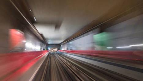 Le train, clef de voûte du transport durable ? | great buzzness | Scoop.it