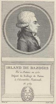 La Pissarderie | Irland de Bazôges, Pierre-Marie (1750-1818) | #challengeAZ | La Pissarderie | Scoop.it