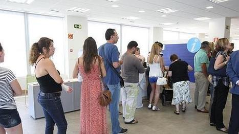 Sube el paro y la industria baja en Euskadi de los 200.000 ocupados - El Correo | Empleo | Scoop.it
