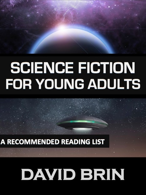 Science Fiction for Young Adults: A Recommended List | Speculations on Science Fiction | Scoop.it