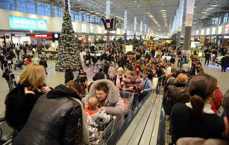 With a Mall Boom in Russia, Property Investors Go Shopping | Southmoore AP Human Geography | Geography 400 Articles | Scoop.it