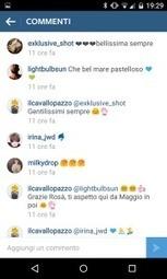 Commenti su Instagram: come gestirli e rispondere al meglio - 4Marketing Blog   Carlo Mazzocco   Il Web Marketing su misura   Scoop.it