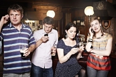 Tired of Losing Your iPhone at Bars? Get a 'Drunk Phone' | Techland | TIME.com | Content Ideas for the Breakfaststack | Scoop.it