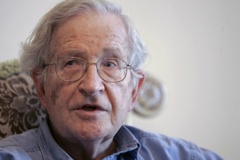 Noam Chomsky: 'We are seeing a decline in American power' - Washington Times | real utopias | Scoop.it