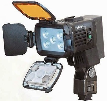 Cost Efficient Video Lights by Reflecta Launched in the UK | Digital Camera World | Scoop.it
