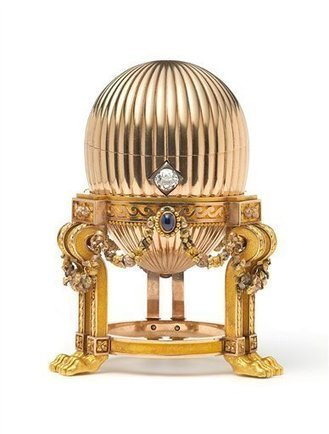 LONDON: Scrap dealer's bargain turns out to be Faberge egg | Strange days indeed... | Scoop.it
