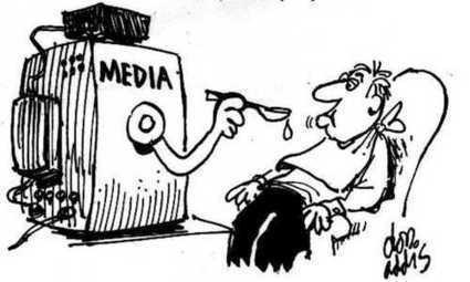 L'influence des médias | Quand les médias s'emballent | Scoop.it