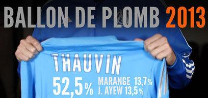 Thauvin 2013, un bras de fer pour un Ballon de plomb - Les Cahiers du football   Banque   Scoop.it