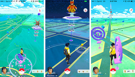 The Secret Sauce in Pokémon Go: Big Data - DML Central | Pedagogia Infomacional | Scoop.it