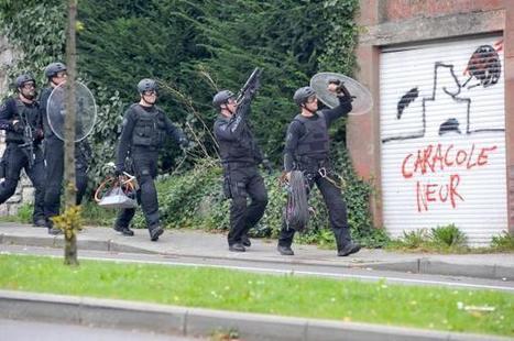 Caracole-Neur - Intervention policière et arrestations pour couper l'électricité   activism   Scoop.it
