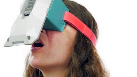 Print your own VR Headset :Pockulus CHIP brings virtual reality fun to masses for those willing to 3D Print it   Technology   Scoop.it
