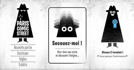 IL Y A 5 ANS...La Cité de l'Architecture et Orange lancent un jeu mobile multijoueurs sur la BD | Clic France | Scoop.it