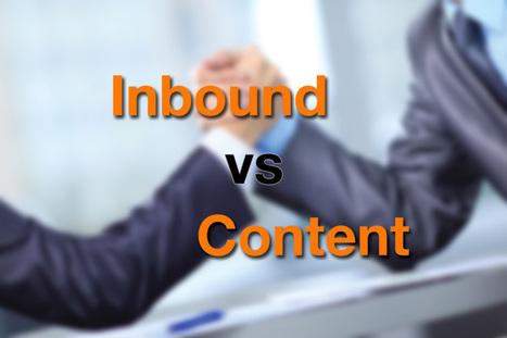 5 différences entre content et inbound marketing | WebMarketing Tips, News, and Tools | Scoop.it