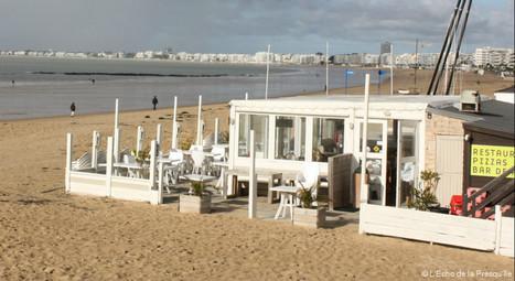 La Baule/Pornichet : huit restos de plage autorisés à ouvrir cet hiver - Echo Presqu'île   Gastronomie Française 2.0   Scoop.it