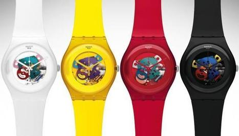 Swatch Partners with Visa for NFC Payments in Bellamy Watch - I4U News | Black Friday | Scoop.it