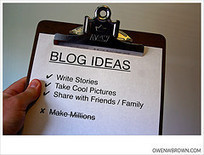 5 Tips to Start a Better Blog | NewMedia Social ~ Pink & Green Blues | NewMedia Social | Scoop.it