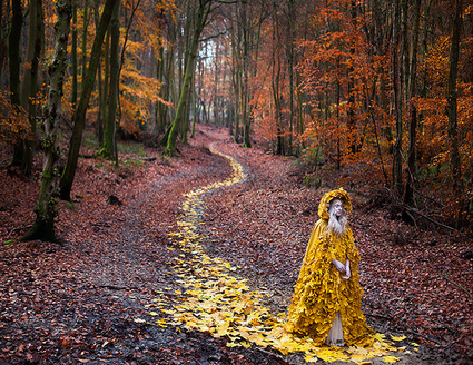 Wonderland – The Journey Home Begins  | Fine art photographer: Kirsty Mitchell | PHOTOGRAPHERS | Scoop.it