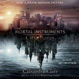 The Mortal Instruments City Of Bones Audio Book | Books | Scoop.it