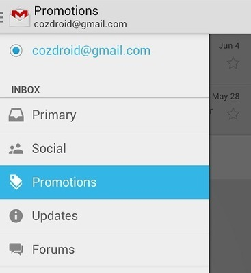 Set alerts for Gmail categories on Android - CNET | Technology Wows | Scoop.it