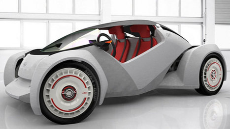 Local Motors 3D-printed car could lead an American manufacturing revolution - MyFox Washington DC | Peer2Politics | Scoop.it