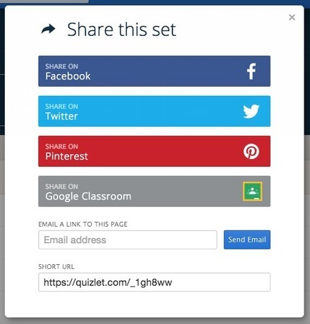 Share your Quizlet study sets on Google Classroom   Google in the Library & Classroom   Scoop.it