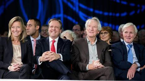 Pechtold op jubileumcongres: tijd voor échte liberaal in Torentje | Parlement, Politiek en Europa | Scoop.it