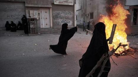 Bahrain regime imprisons 22 over anti-regime protests - Press TV   Bahrain and the al Khalifa regimes War on Humanity   Scoop.it