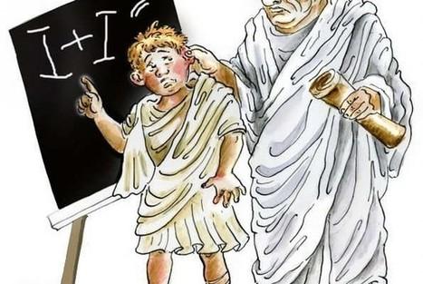 Educación en la Roma arcaica y republicana - Revista de Historia | Ciencies Socials i Educacio | Scoop.it
