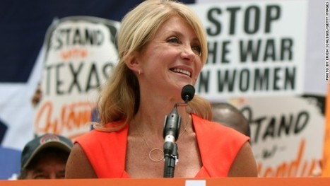 Wendy Davis supports medical marijuana - CNN (blog) | The legalization of marijuana | Scoop.it
