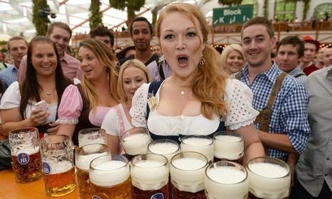 'O zapft is!': Beer drinkers' Mecca begins as Oktoberfest kicks off | Beer | Scoop.it