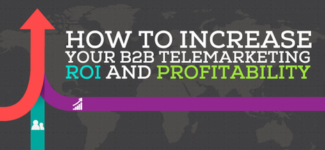 How to Increase your B2B Telemarketing ROI and Profitability | IT Telemarketing | Scoop.it
