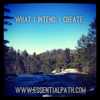Intention to Create | A Heart Centered Life | Scoop.it