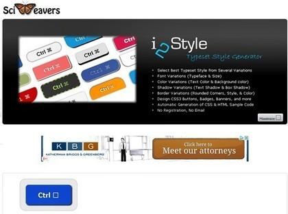 5 Best Websites To Generate CSS Buttons Online   Blogger Tricks, Blog Templates, Widgets   Scoop.it