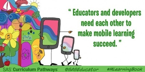 Pedagogy Should Always Precede Technology: SAS Curriculum Pathways' Mobile Learning | Pedagogical Ideas in High Schools | Scoop.it