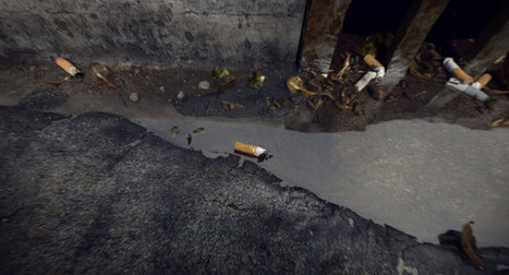 The Country's Number One Litter Culprit Is Cigarette Butts | Sustain Our Earth | Scoop.it