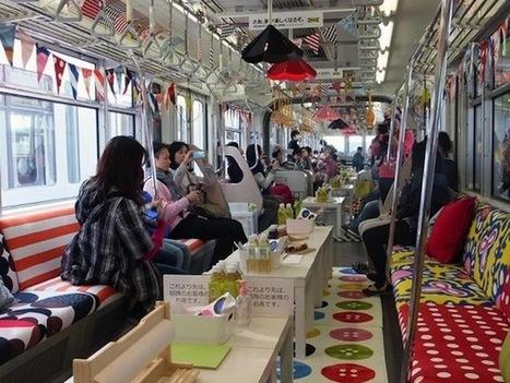 Ikea investit le métro de Tokyo | Communication, marketing & agroalimentaire | Scoop.it