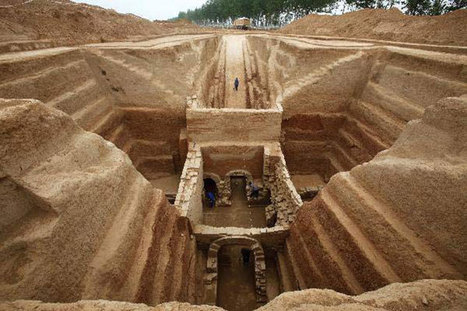 More Than 100 Han Dynasty Tombs Discovered in China | Archaeology News | Scoop.it