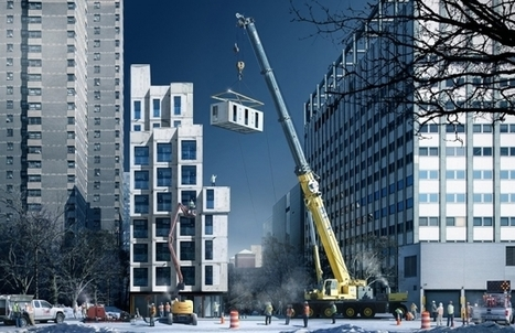 New York lance le micro-appartement | Nice Life to share .... | Scoop.it