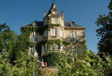 Philippe Starck signe un chai pour le château Les Carmes Haut Brion - Magazine du vin - Mon Vigneron   Tourisme viticole en France   Scoop.it
