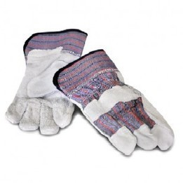 Leather Palm Gloves - they simply get the job done! | Packaging Supplies | Scoop.it