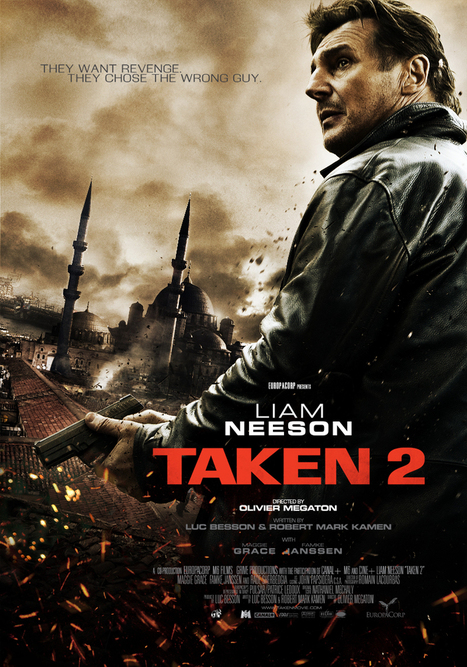 Taken Collection (2008-2014) Online Movies | online movies | Scoop.it